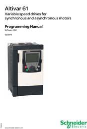 altivar 61 programming manual pdf